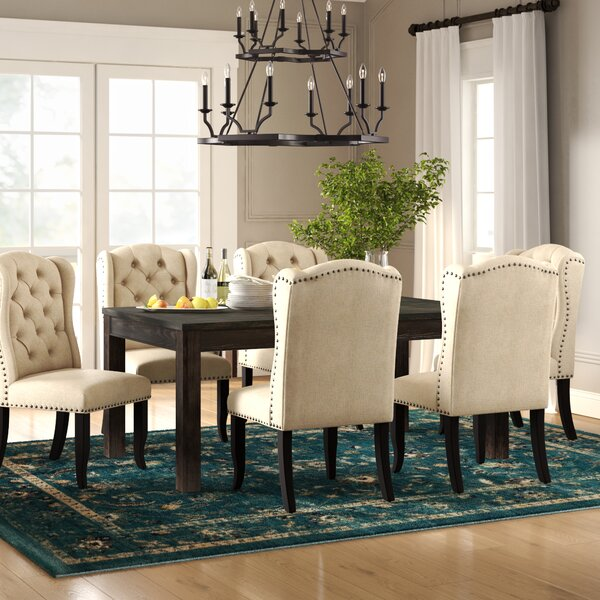 Calila 7 Piece Dining Set by Birch Lane™ Heritage