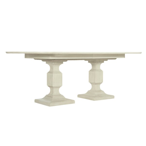 East Hampton 9 Piece Extendable Solid Wood Dining Set by Bernhardt Bernhardt