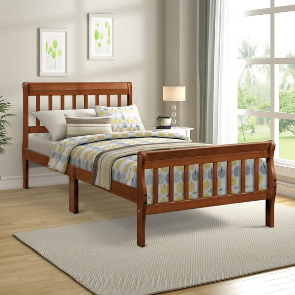Calderdale Twin Platform Bed by Latitude Run