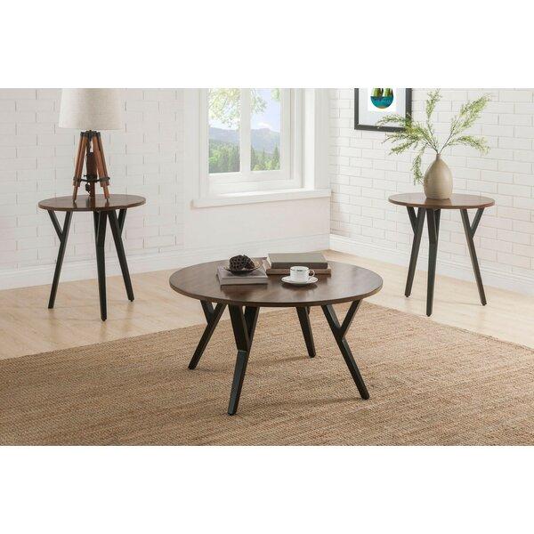 Winfred 3 Piece Coffee Table Set by Brayden Studio Brayden Studio®