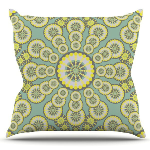 Equinox by Miranda Mol Outdoor Throw Pillow by East Urban Home