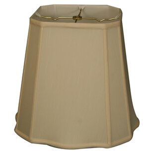 Great Price 14 Silk Empire Lamp Shade By Alcott Hill