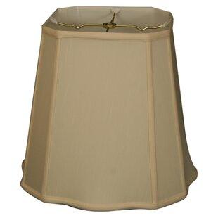 Best Deals 14 Silk Empire Lamp Shade By Alcott Hill