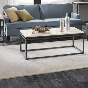 Price comparison Columbiaville Coffee Table By Gracie Oaks