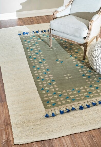 Forrest Green Area Rug by nuLOOM