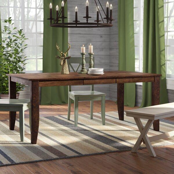 Caracara Leg Extendable Dining Table by Trent Austin Design