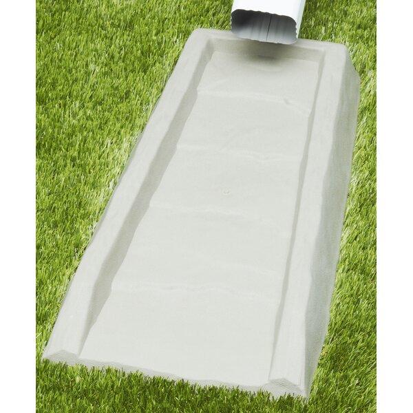 Splash Block by Master Mark Plastics