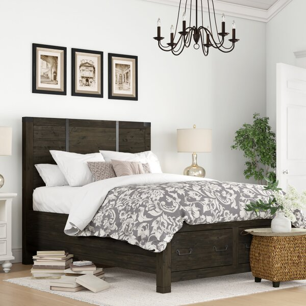 Calila Storage Platform Bed by Foundry Select