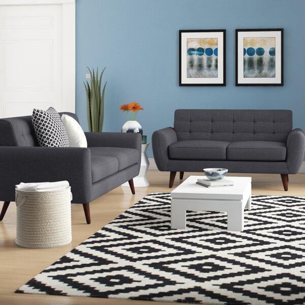 Philip 2 Piece Living Room Set by Ivy Bronx