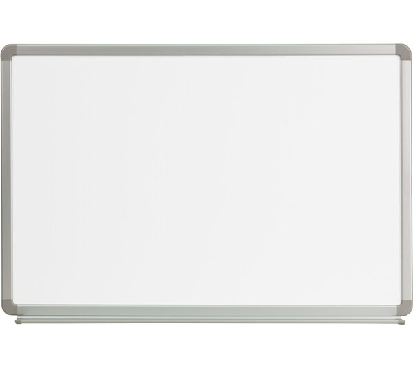 flash furniture magnetic whiteboard reviews wayfair - Magnetic White Board