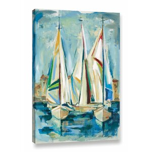 Remembering Borku Framed Painting Print on Wrapped Canvas by Breakwater Bay