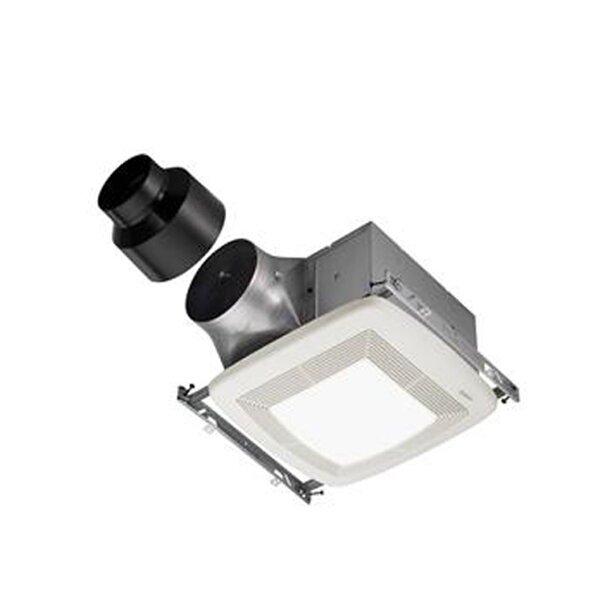 50 CFM Bathroom Fan with Light by Broan