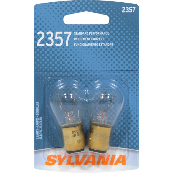 28.5/8.3W 12.8/14-Volt Light Bulb (Set of 2) by Sylvania