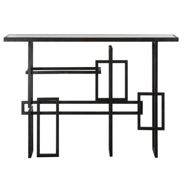 Macy Console Table by 17 Stories