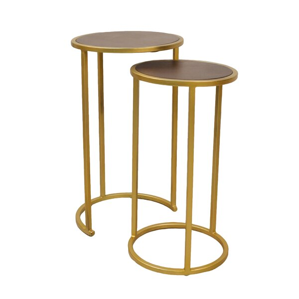 Eanes 2 Piece Nesting Tables By Mercer41