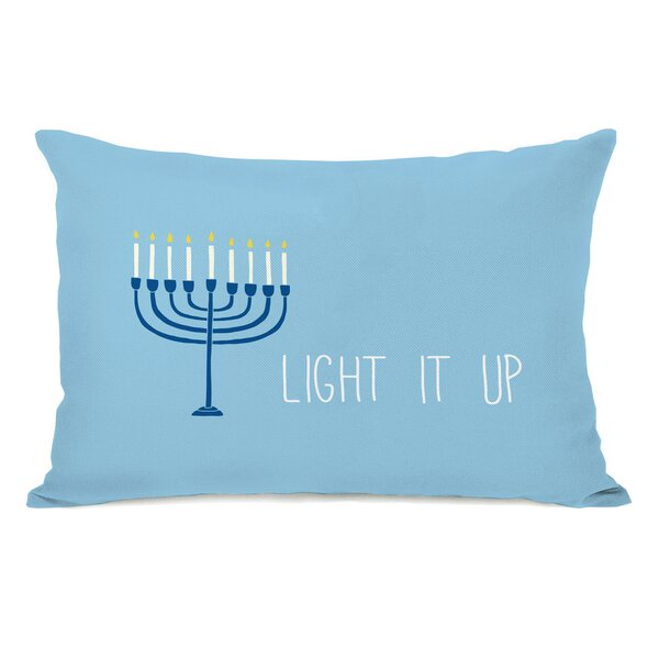 Light It Up Lumbar Pillow by The Holiday Aisle