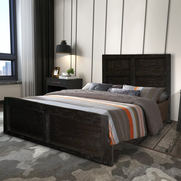 Pollux Queen Platform Bed by Gracie Oaks