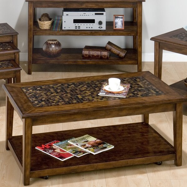 Mcdougle Coffee Table by World Menagerie World Menagerie