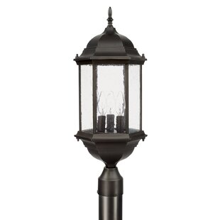 Read Reviews Hearne 3-Light Lantern Head By Darby Home Co