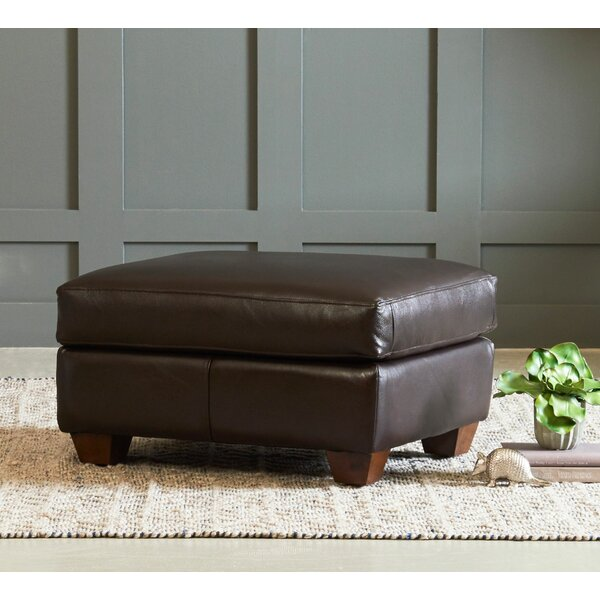 Tianna Ottoman by Wayfair Custom Upholstery™