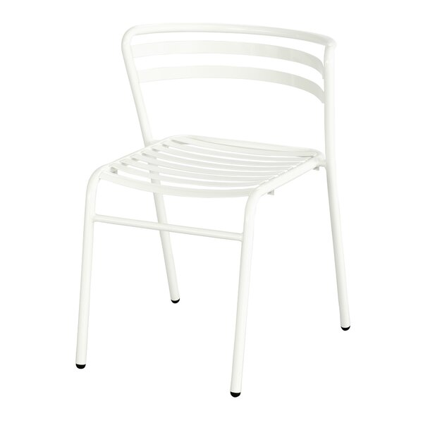 Sprowston Stacking Patio Dining Chair (Set of 2) by Ebern Designs
