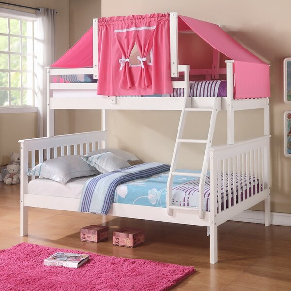 Auvergne Twin Over Full Bunk Bed by Harriet Bee