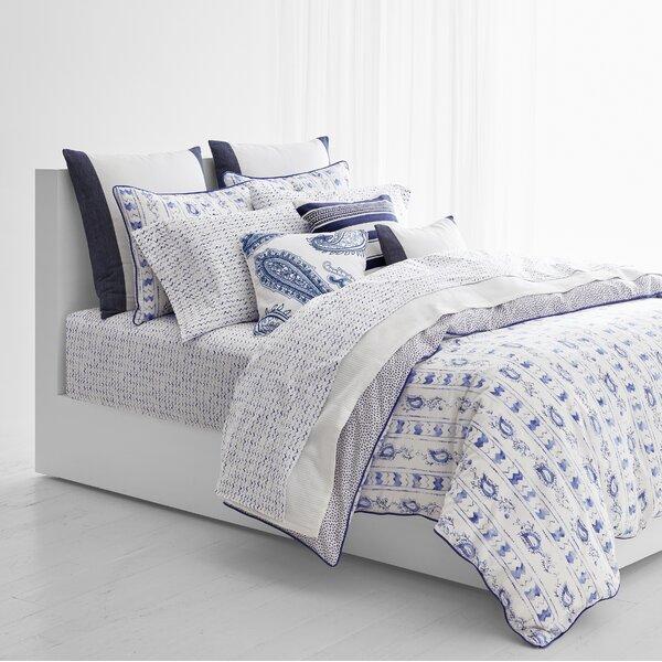 Nora 3 Piece Reversible Comforter Set by Lauren Ralph Lauren