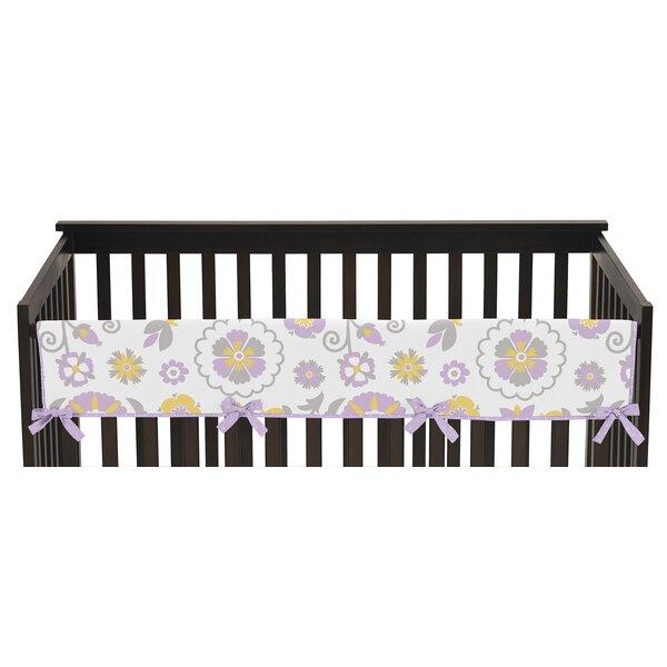 Suzanna Long Crib Rail Guard Cover by Sweet Jojo Designs