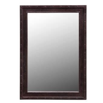 Charlton Home Holdrege Plain Wall Mirror Reviews Wayfair