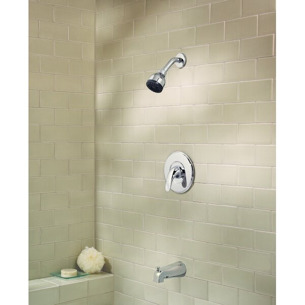 Serrano Single Handle Tub And Shower Faucet By Pfister