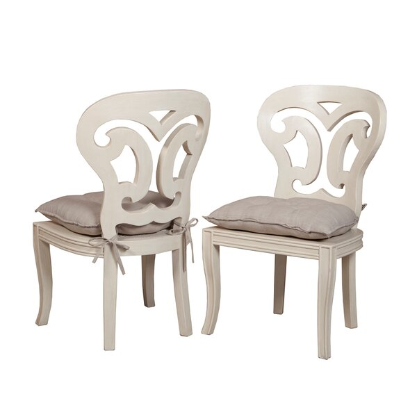 Gabrielo Dining Chair (Set of 2) by One Allium Way