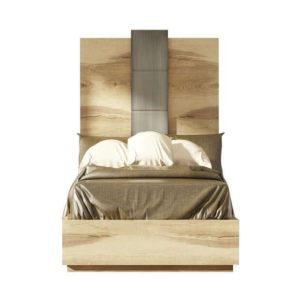 Helotes Platform Bed by Orren Ellis