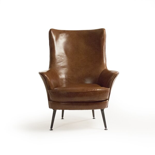 Henri Wingback Chair by Zentique