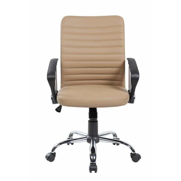 Linden Boulevard Ergonomic Office Chair by Orren Ellis