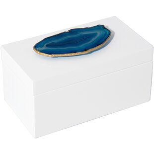 Price comparison Slice Agate and Plastic Box By Mapleton Drive