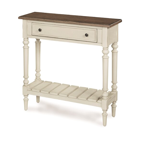 Shunk Console Table By August Grove