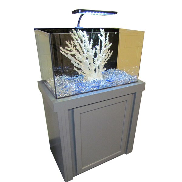 29 Gallon Fusion Birch Aquarium Kit by RJ Enterprises