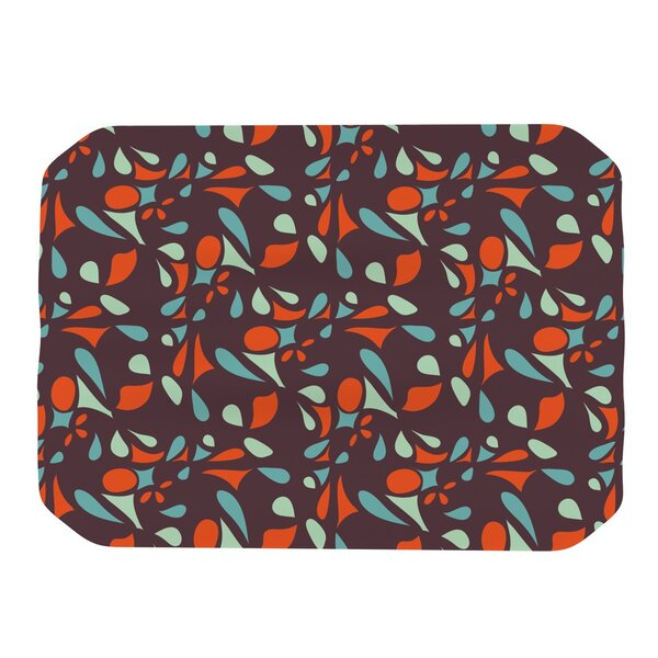 Retro Tile Placemat by KESS InHouse