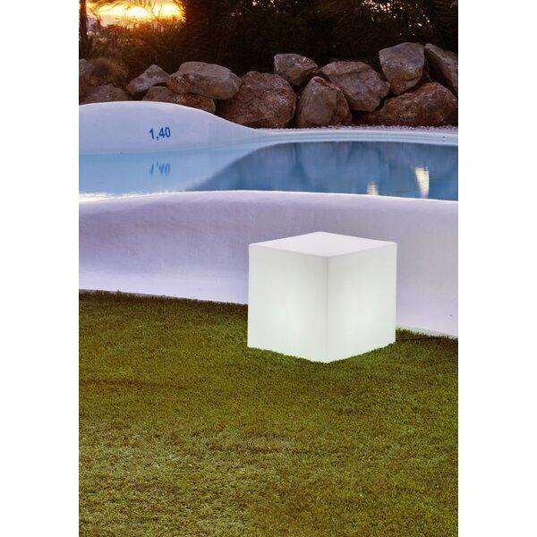 Inola Plastic/Resin Coffee Table by Orren Ellis
