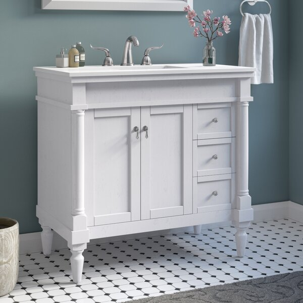 Deina 36 Single Bathroom Vanity Set by Darby Home