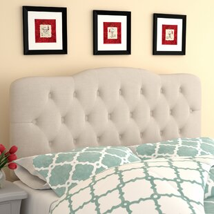 Minneapolis Arch Upholstered Panel Headboard By Charlton Home