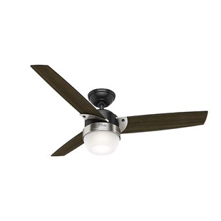 Best Choices 48 Flare 3-Blade Ceiling Fan with Remote By Hunter Fan