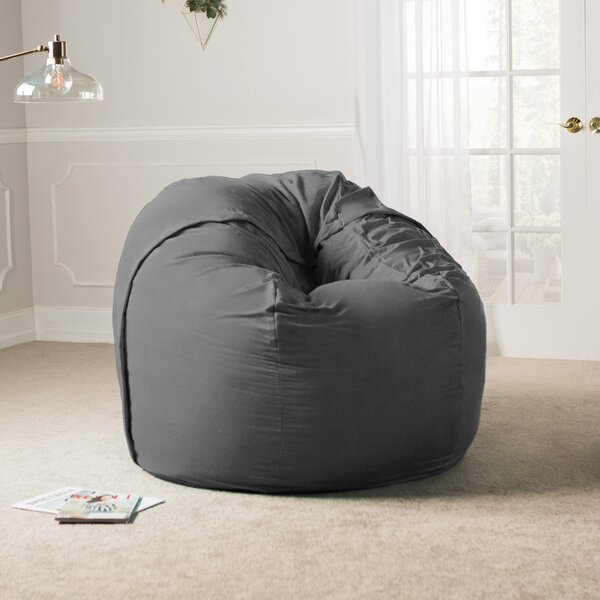 Giant Bean Bag Chair by Latitude Run