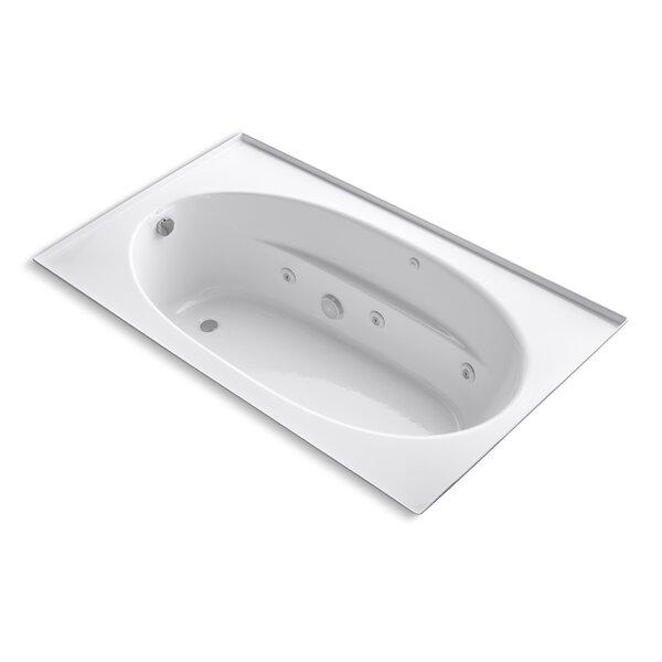Windward 72 x 42 Whirlpool Bathtub by Kohler