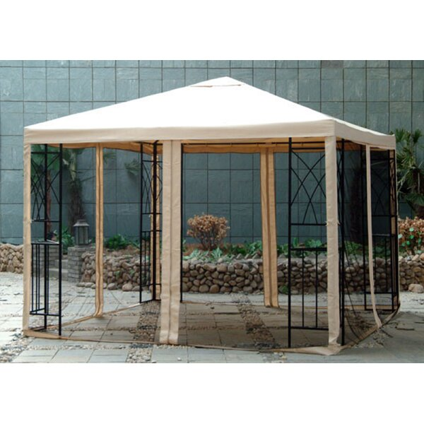 Replacement Canopy for Tivoli Gazebo by Sunjoy