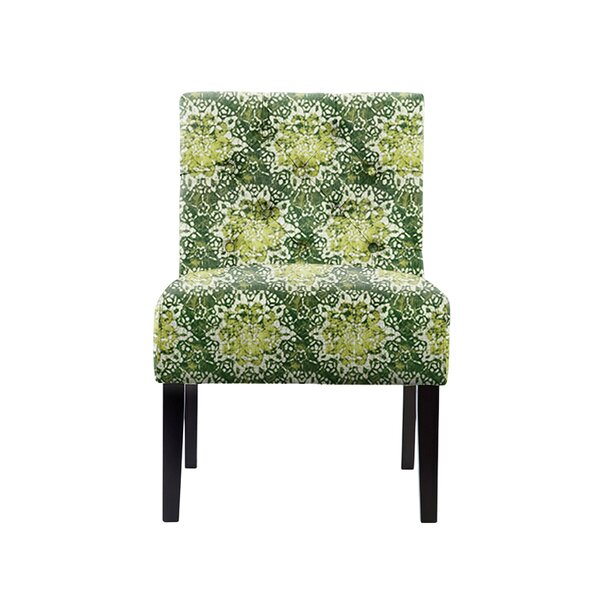 Troiano Slipper Chair by Red Barrel Studio