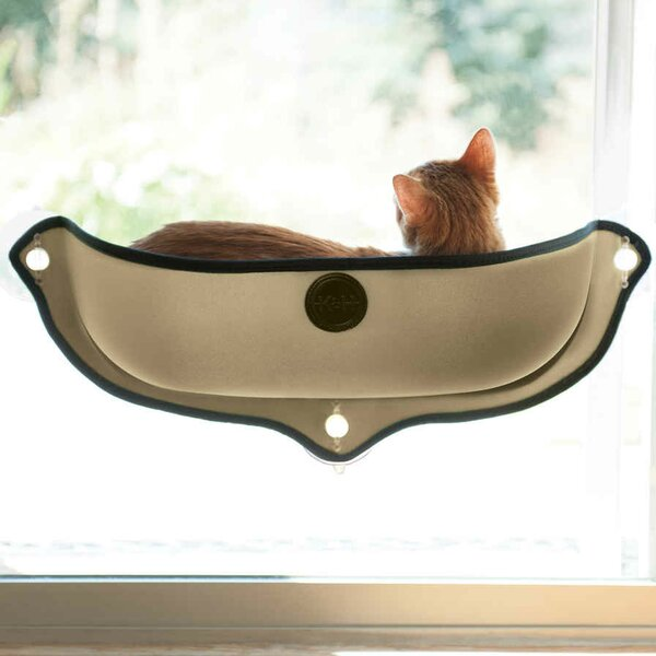 EZ Mount Window Bed Kitty Sill by K&H Manufacturing