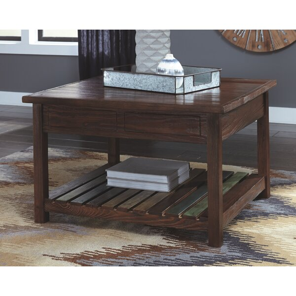 Castle Pines Lift Top Coffee Table By Loon Peak