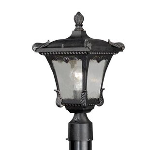 Price comparison Earl Outdoor 1-Light Lantern Head By Astoria Grand