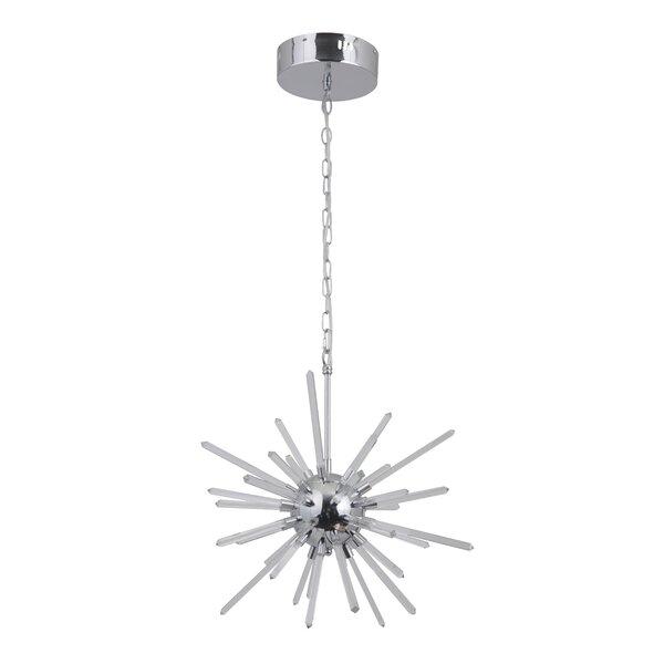 Westerman 1-Light Sputnik Chandelier by Brayden Studio